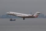 やまけんさんが、羽田空港で撮影したプライベート・ジェット・エクスペディション G650 (G-VI)の航空フォト(写真)