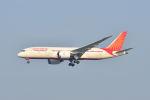 ポン太さんが、スワンナプーム国際空港で撮影したエア・インディア 787-8 Dreamlinerの航空フォト(写真)