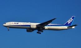鉄バスさんが、羽田空港で撮影した全日空 777-381の航空フォト(飛行機 写真・画像)