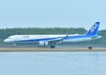 じーく。さんが、長崎空港で撮影した全日空 A321-272Nの航空フォト(飛行機 写真・画像)