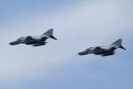 とらとらさんが、横須賀市某所で撮影した航空自衛隊 F-4EJ Kai Phantom IIの航空フォト(写真)