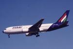 banshee02さんが、成田国際空港で撮影したマレーヴ・ハンガリー航空 767-27G/ERの航空フォト(飛行機 写真・画像)