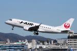 yabyanさんが、伊丹空港で撮影したジェイ・エア ERJ-170-100 (ERJ-170STD)の航空フォト(飛行機 写真・画像)