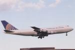 banshee02さんが、成田国際空港で撮影したコンチネンタル・ミクロネシア 747-243Bの航空フォト(飛行機 写真・画像)