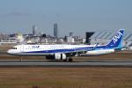 yabyanさんが、伊丹空港で撮影した全日空 A321-272Nの航空フォト(飛行機 写真・画像)
