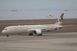 ドラパチさんが、中部国際空港で撮影したエティハド航空 787-10の航空フォト(飛行機 写真・画像)