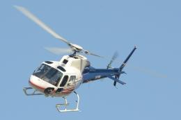 みいさんさんが、笠岡ふれあい空港で撮影したノエビア AS350B3 Ecureuilの航空フォト(飛行機 写真・画像)