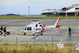 せせらぎさんが、静岡空港で撮影した静岡エアコミュータ AW109SP GrandNewの航空フォト(飛行機 写真・画像)