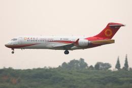 TIA spotterさんが、成都双流国際空港で撮影した成都航空 ARJ21-700の航空フォト(飛行機 写真・画像)
