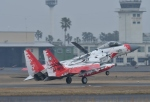 masatakaさんが、新田原基地で撮影した航空自衛隊 F-15J Eagleの航空フォト(飛行機 写真・画像)