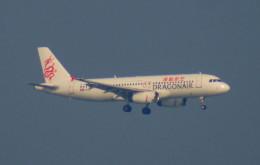 KAZKAZさんが、香港国際空港で撮影したキャセイドラゴン A320-232の航空フォト(飛行機 写真・画像)