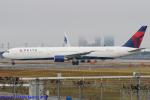 Chofu Spotter Ariaさんが、成田国際空港で撮影したデルタ航空 767-432/ERの航空フォト(飛行機 写真・画像)