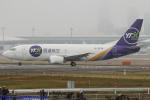 Chofu Spotter Ariaさんが、成田国際空港で撮影したYTOカーゴ・エアラインズ 737-37Kの航空フォト(飛行機 写真・画像)