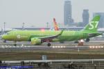 Chofu Spotter Ariaさんが、成田国際空港で撮影したS7航空 A320-271Nの航空フォト(写真)