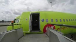 BOSTONさんが、ウラジオストク空港で撮影したS7航空 A320-214の航空フォト(飛行機 写真・画像)