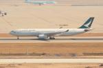 OMAさんが、仁川国際空港で撮影したキャセイパシフィック航空 A330-342の航空フォト(飛行機 写真・画像)