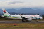 camelliaさんが、静岡空港で撮影した中国東方航空 A320-214の航空フォト(写真)