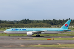 Y-Kenzoさんが、成田国際空港で撮影した大韓航空 777-3B5/ERの航空フォト(飛行機 写真・画像)