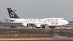うみBOSEさんが、新千歳空港で撮影したタイ国際航空 747-4D7の航空フォト(写真)