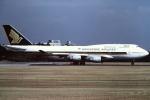 tassさんが、成田国際空港で撮影したシンガポール航空 747-412の航空フォト(写真)