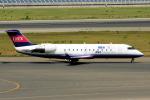 yabyanさんが、中部国際空港で撮影したアイベックスエアラインズ CL-600-2B19 Regional Jet CRJ-100LRの航空フォト(飛行機 写真・画像)