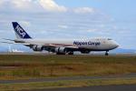 tsubameさんが、北九州空港で撮影した日本貨物航空 747-8KZF/SCDの航空フォト(写真)