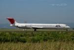 tassさんが、仙台空港で撮影した日本航空 MD-81 (DC-9-81)の航空フォト(飛行機 写真・画像)