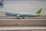 OMAさんが、仁川国際空港で撮影したジンエアー 777-2B5/ERの航空フォト(飛行機 写真・画像)