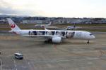 ansett747さんが、福岡空港で撮影した日本航空 A350-941XWBの航空フォト(写真)