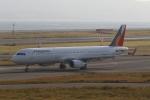 endress voyageさんが、関西国際空港で撮影したフィリピン航空 A321-231の航空フォト(飛行機 写真・画像)