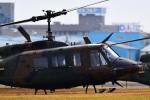 @あきやんさんが、八尾空港で撮影した陸上自衛隊 UH-1Jの航空フォト(写真)