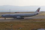 endress voyageさんが、関西国際空港で撮影した中国国際航空 A330-343Xの航空フォト(飛行機 写真・画像)