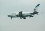 エルさんが、成田国際空港で撮影したイラン航空 747SP-86の航空フォト(写真)