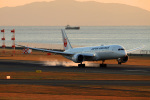 Wasawasa-isaoさんが、中部国際空港で撮影した日本航空 787-9の航空フォト(飛行機 写真・画像)