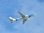 aquaさんが、那覇空港で撮影した日本トランスオーシャン航空 737-8Q3の航空フォト(飛行機 写真・画像)