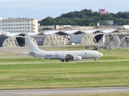 aquaさんが、嘉手納飛行場で撮影したアメリカ海軍 P-8A (737-8FV)の航空フォト(飛行機 写真・画像)