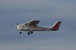 marariaさんが、青森空港で撮影した日本個人所有 172P Skyhawk IIの航空フォト(飛行機 写真・画像)