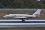 qooさんが、高松空港で撮影した朝日航洋 680 Citation Sovereignの航空フォト(写真)