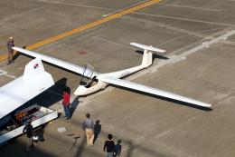 なごやんさんが、名古屋飛行場で撮影した日本個人所有 ASK 23Bの航空フォト(飛行機 写真・画像)