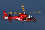 なごやんさんが、名古屋飛行場で撮影した名古屋市消防航空隊 AS365N3 Dauphin 2の航空フォト(写真)