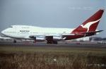 tassさんが、成田国際空港で撮影したカンタス航空 747SP-38の航空フォト(飛行機 写真・画像)