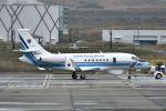 bestguyさんが、静岡空港で撮影した海上保安庁 Falcon 2000EXの航空フォト(飛行機 写真・画像)