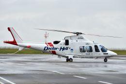 bestguyさんが、静岡空港で撮影した静岡エアコミュータ AW109SP GrandNewの航空フォト(飛行機 写真・画像)