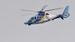 オキシドールさんが、羽田空港で撮影した東邦航空 EC155Bの航空フォト(飛行機 写真・画像)