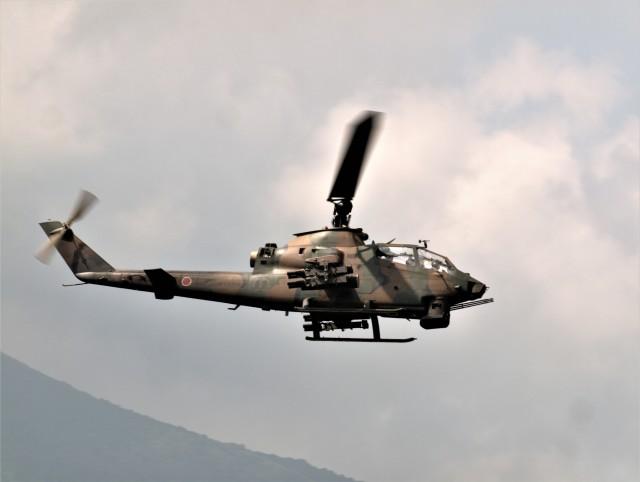jp arrowさんが、東富士演習場で撮影した陸上自衛隊 AH-1Sの航空フォト(飛行機 写真・画像)
