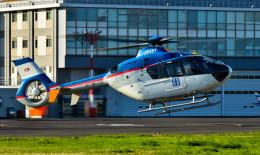 Soraya_Projectさんが、東京ヘリポートで撮影した産経新聞社 EC135T1の航空フォト(飛行機 写真・画像)