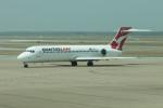 Koenig117さんが、ブリスベン空港で撮影したカンタスリンク 717-2BLの航空フォト(写真)