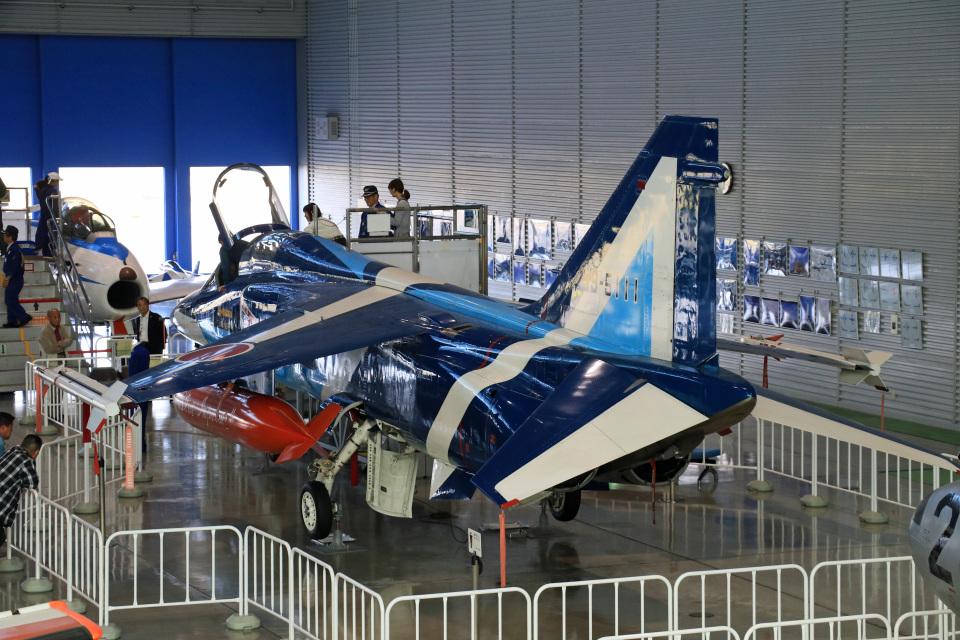 Wasawasa-isaoさんの航空自衛隊 Mitsubishi T-2 (59-5111) 航空フォト