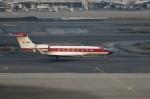 ハム太郎。さんが、羽田空港で撮影したプライベートエア G650 (G-VI)の航空フォト(写真)