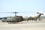 Mr.boneさんが、八戸航空基地で撮影した陸上自衛隊 UH-1Jの航空フォト(写真)